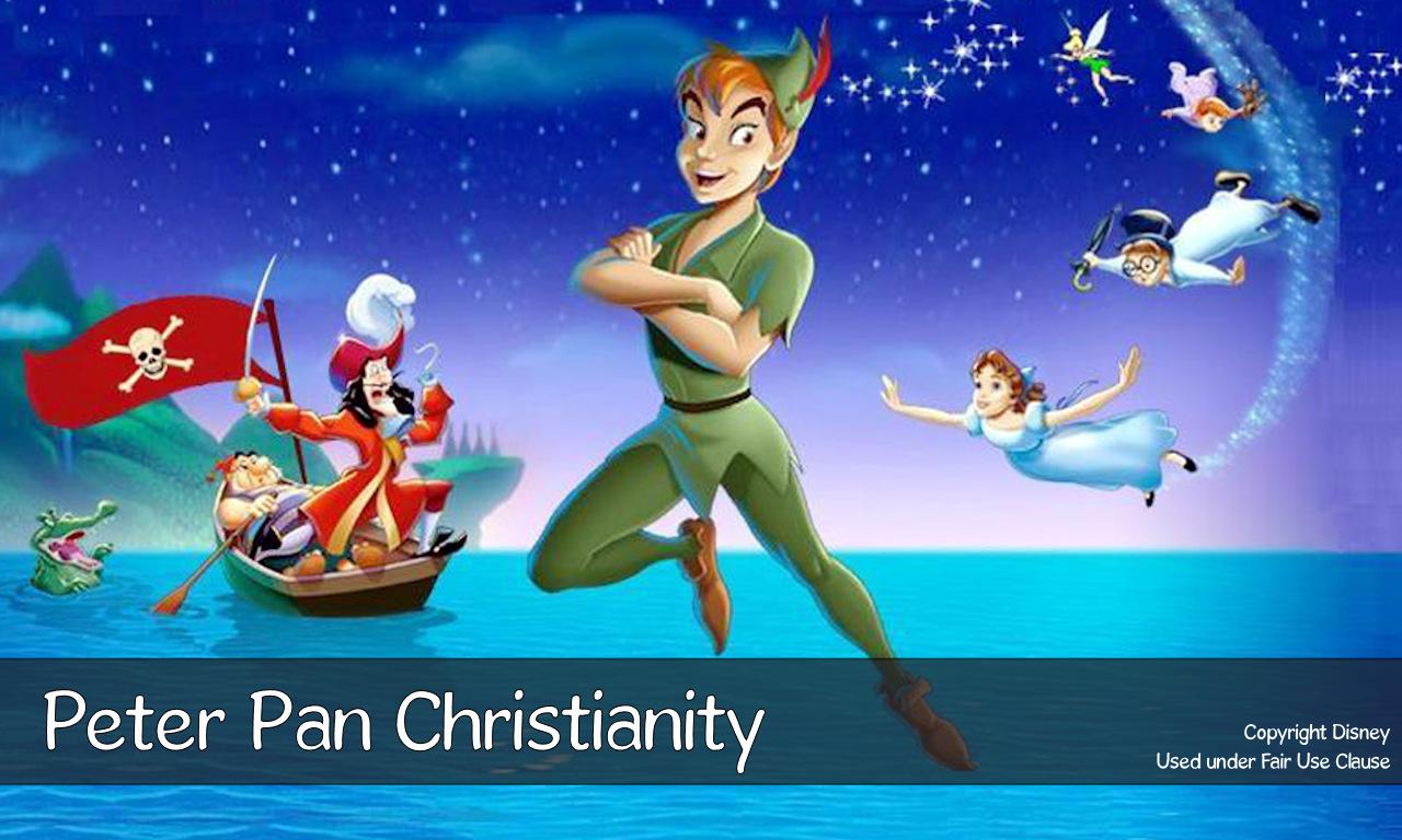 Peter Pan Christianity